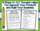 TpT Focused Success Course Seller Product Planner
