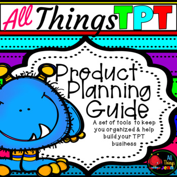 Product Planning Guide