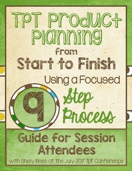 Product Planning from Start to Finish
