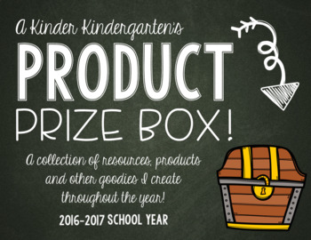Product Prize Box!