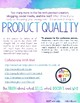 Product Quality: The Truth About What Sells, What Doesn't, And Why