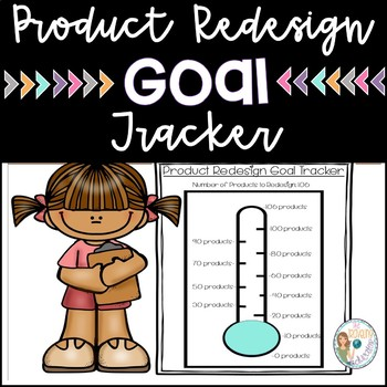 Product Redesign Goal Tracker