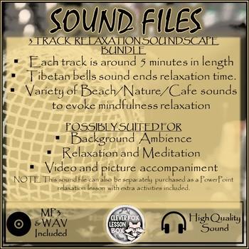 Product Sound File- Soundscape Bundle