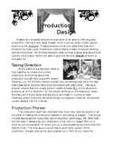 Production Design Art Lesson Papers