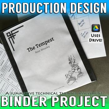 Production Design Binder Project