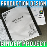 Production Design Binder Project