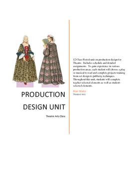 Production Design Unit for Theatre