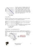 Production Possibilities Curve -- A Unit