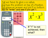 Products, Quotients, Sums and Powers of Monomials for SMART