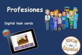 Profesiones y oficios (BOOM CARDS). Distance Learning.