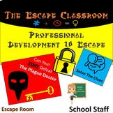 Professional Development 1.0 Escape Room | The Escape Classroom