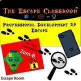 Professional Development 2.0 Escape Room | The Escape Classroom