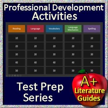 Professional Development Activities - Test Prep Series