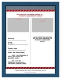 Professional Development Course Flyer Template