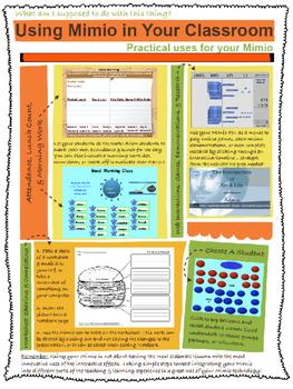 Professional Development Handouts- Technology Pack