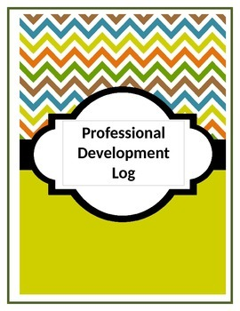 Professional Development Log