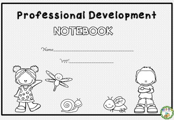 Professional Development Notebook