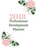 Professional Development Planner