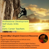 Professional Development Self-study Units for Early Career