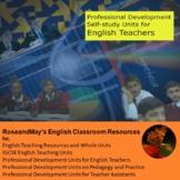 Professional Development Self-study Units for English Teachers