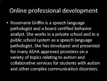 Professional Development Solutions