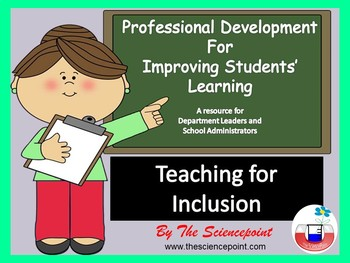 Professional Development Workshop for Teachers: Teaching for Inclusion