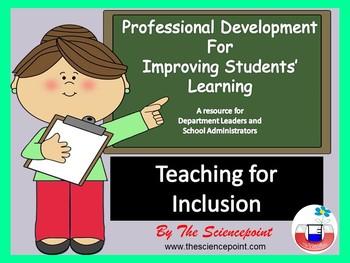 Professional Development Workshop for Teachers: Teaching f