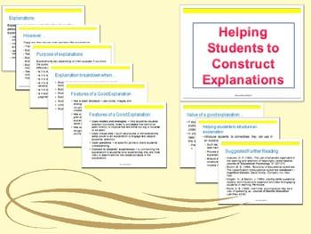 Professional Development Workshop for Teachers: Teaching Strategies
