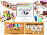 Professional Development for Teachers and Staff: STEM