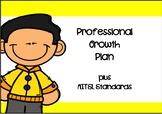 Professional Growth Plan + AITSL Standards