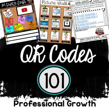 Professional Growth: QR Codes 101