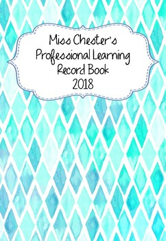 Professional Learning Record Book #2