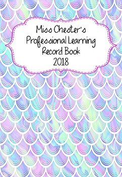 Professional Learning Record Book #23