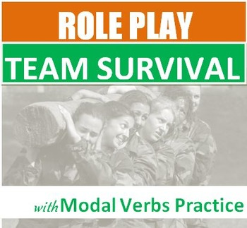 Professional Life (B): Team Survival with Modal Verbs  (Adult ESL)