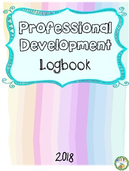 Professional Development Logbook 2018