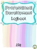 Professional Development Logbook 2018