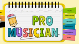 Remote Learning - Professional Musician Listening Assignment