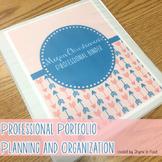 Professional Portfolio Organization