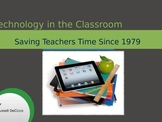 Professional Presentation Ipad Use in the Classroom