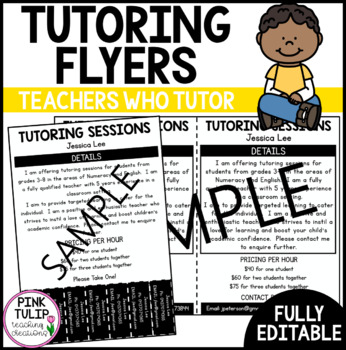 tutoring flyers elita aisushi co