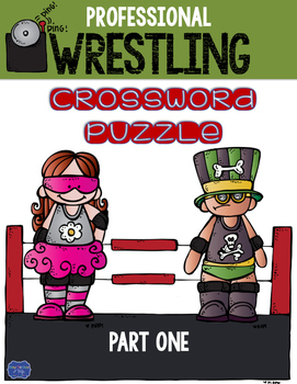 Professional Wrestling Crossword