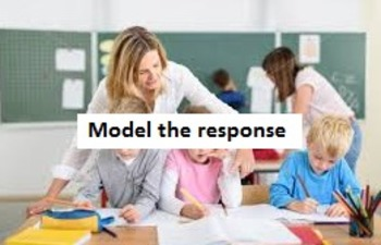 Professional learning: Helping Students with exam responses.