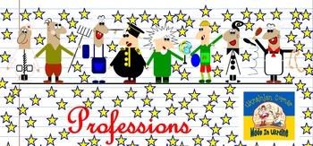 Professions// Clipart