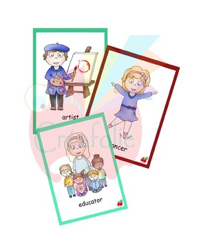 Professions cards 2