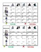 Professions in English Grid Vocabulary activity