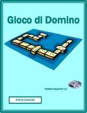 Professioni (Professions in Italian) Dominoes