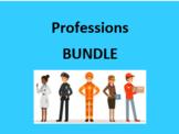 Professioni (Professions in Italian) Bundle