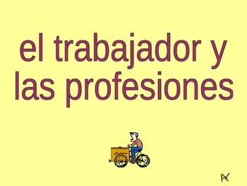 Professions in Spanish
