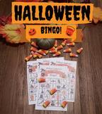 Professor Ladybug: Halloween Bingo: Complete Game, 30 Prin