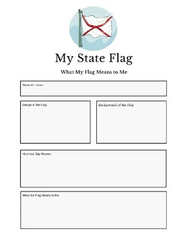 Professor Ladybug: Learn About Our State Flags Series, Alabama State Flag